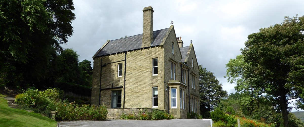 Private House (Listed) Saddleworth, Greater Manchester